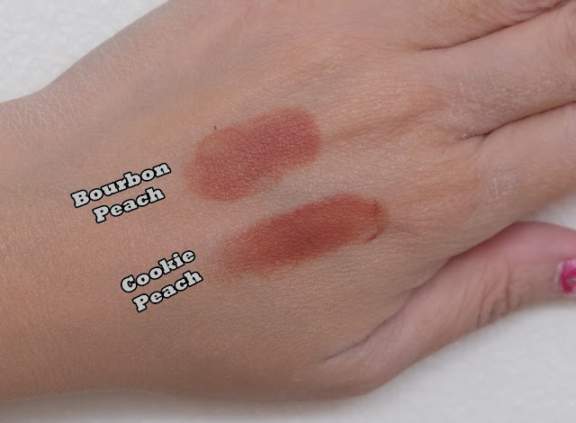 a swatch photo of Cloud Cosmetics Minty Matte Stick Rouge Review by Nikki Tiu of www.askmewhats.com