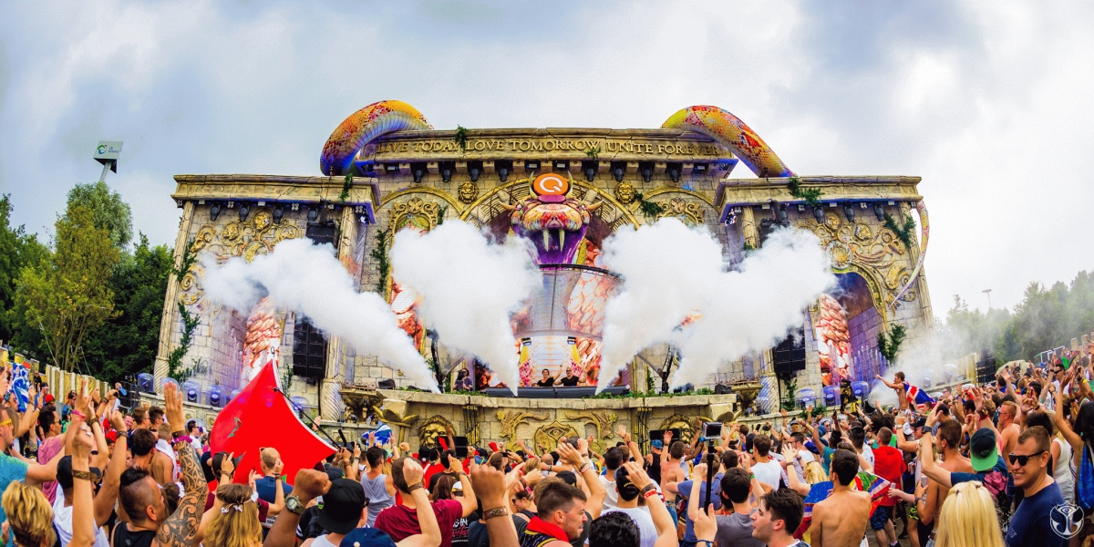 Tomorrowland Festival 2017