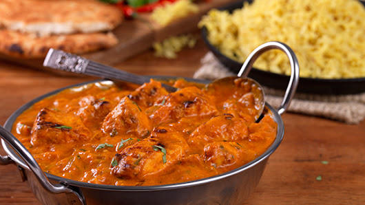 Glossary of Indian Restaurant Curries