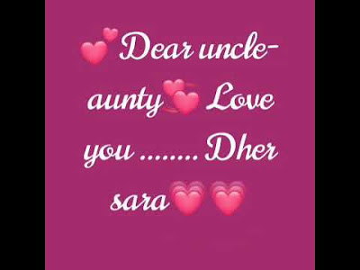 Uncle love you quotes