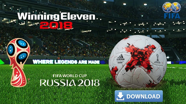 Download Winning Eleven 2018 APK Images