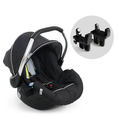 Автокресло для перевозки детей Hauck Zero plus Comfort