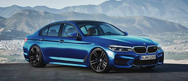 2018 BMW M5 F90 Specs Price Release Date