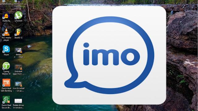 تحميل برنامج ايمو للكمبيوتر برابط مباشر imo Messenger 2018 تحميل برنامج مكالمات فيديو