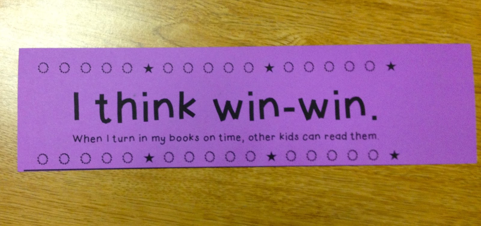 Library Card Shelf Markers - Library Learners
