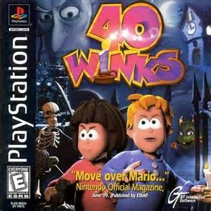 Download 40 Winks Ps1 For PC iso Full Version ZGASPC - ZGAS-PC