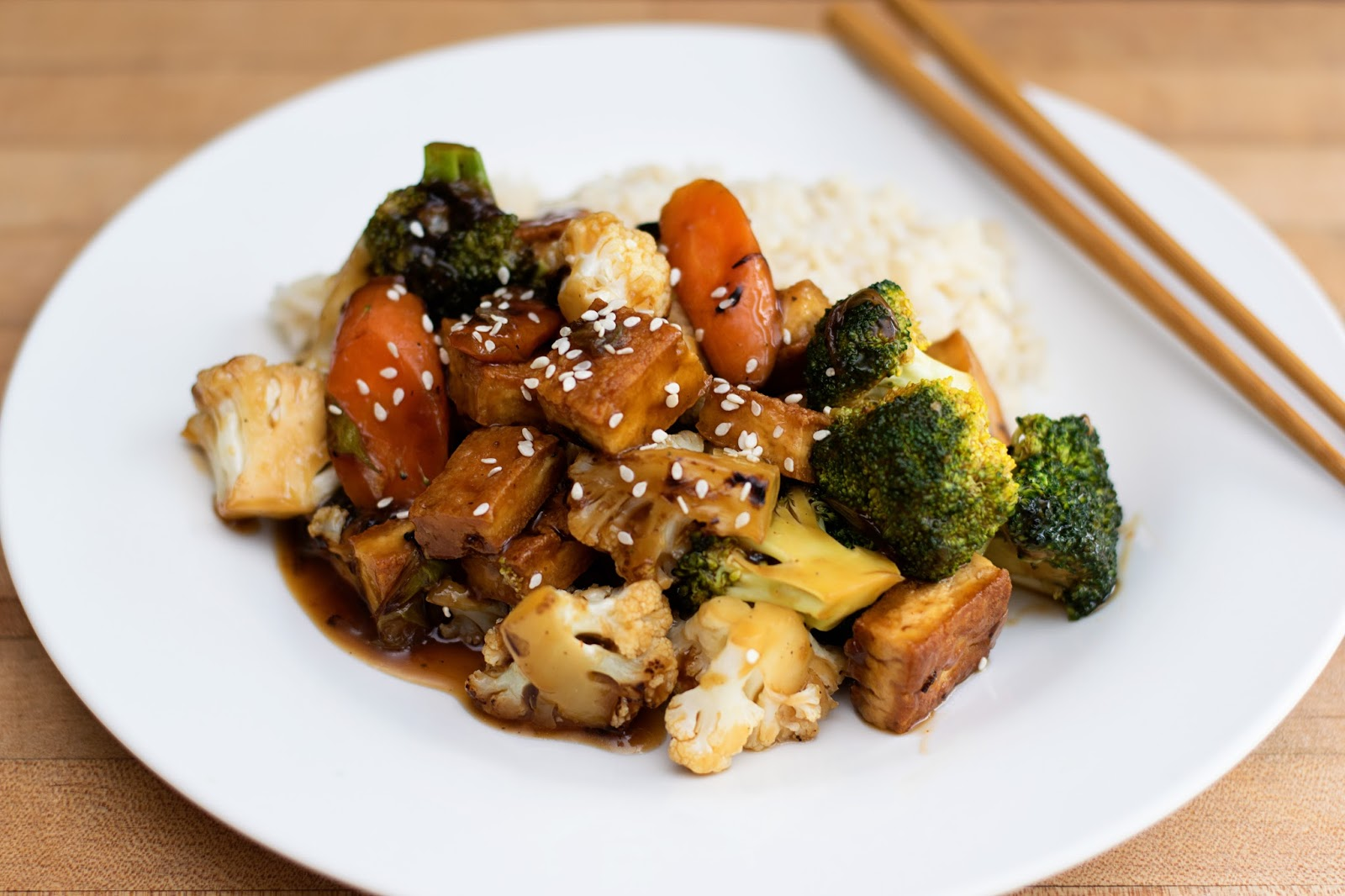 how to cook tofu stir fry recipe