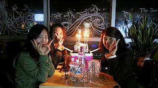 Picnic and Birthday party for Elly (Korea E Tour)