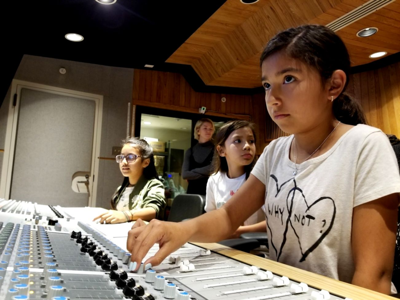 Making noise and empowering girls 15 years of Womens Audio