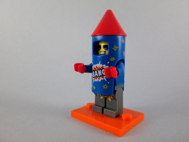Set LEGO Minifigures 71021 Series 18 - Party