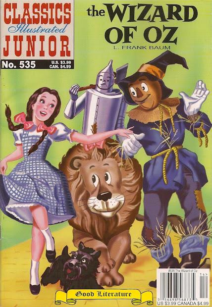 "Royal Of Oz ""wizard Oz"" Classics Illustrated"