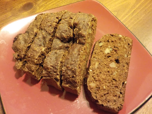 Fig Oat Bread