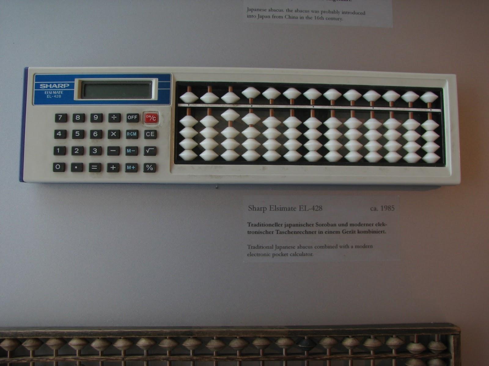 Mawhorter Sabbatical 2013 Arithmeum Arithmetic Museum