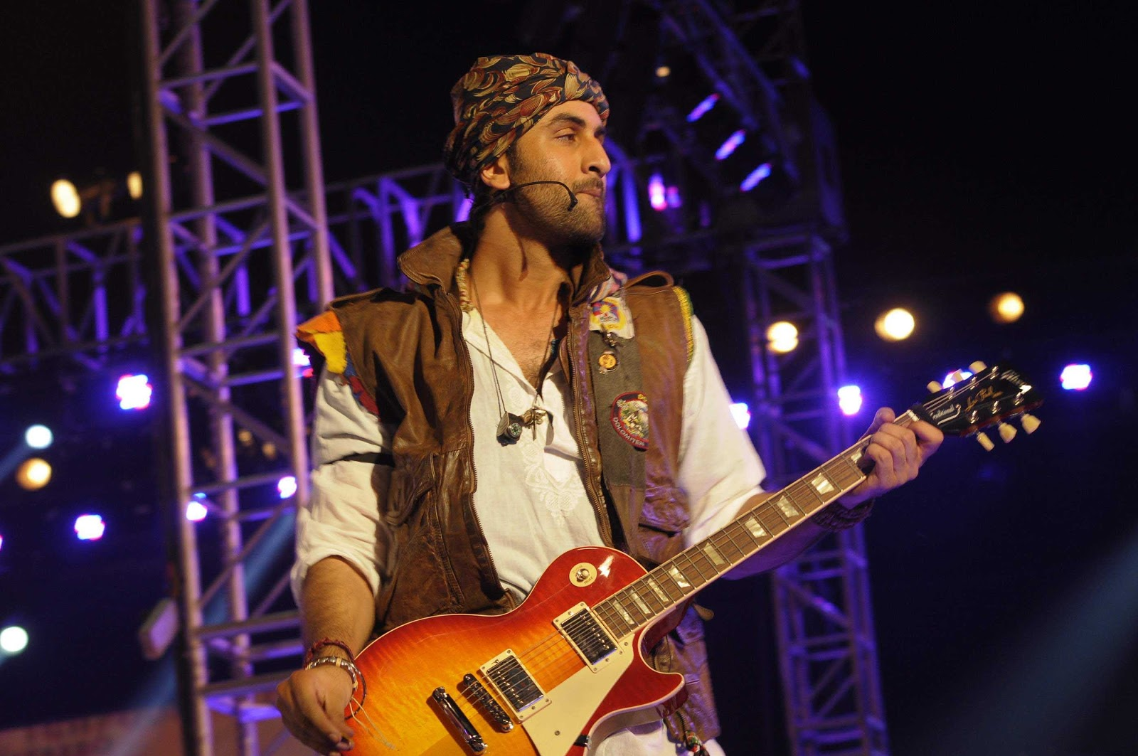 ranbir kapoor in and as rockstar hd wallpapers high definition