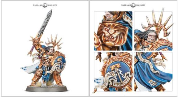 Lord Celestant Gavriel Sureheart/ Release details + Price