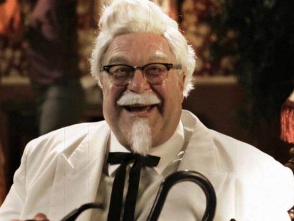 Kfc Guy Funny: It's Not You ... It's Me: John Goodman As Colonel Sanders