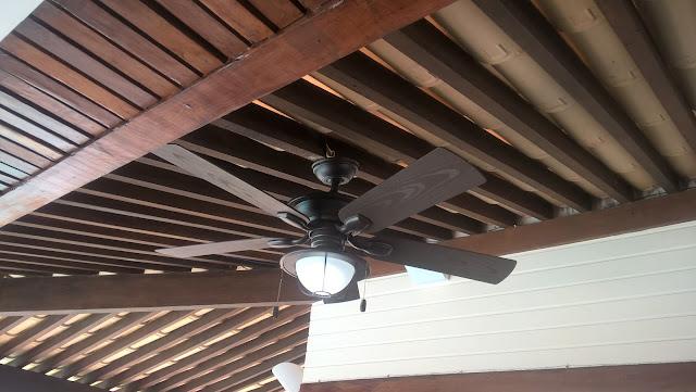Instalação de Ventilador de Teto Pituba-Salvador-BA(71)4113-1825