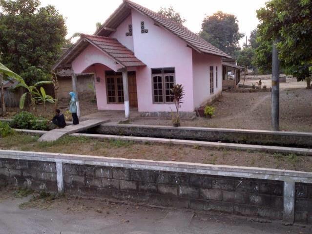 model rumah kampung sederhana 5