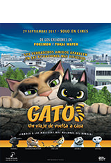 Rudolf the Black Cat (2016) BDRip m1080p Español Castellano AC3 2.0