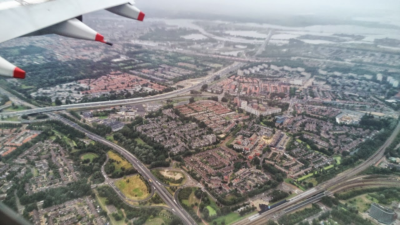 鳥瞰荷蘭 Bird View of Holland