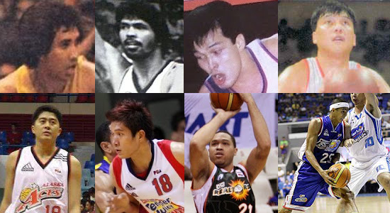 List of PBA Forwards who became MVP