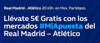 william hill promo Real Madrid vs Atletico 29 septiembre