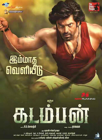 Kadamban 2017 HDRip UNCUT 480p Dual Audio Hindi 300MB