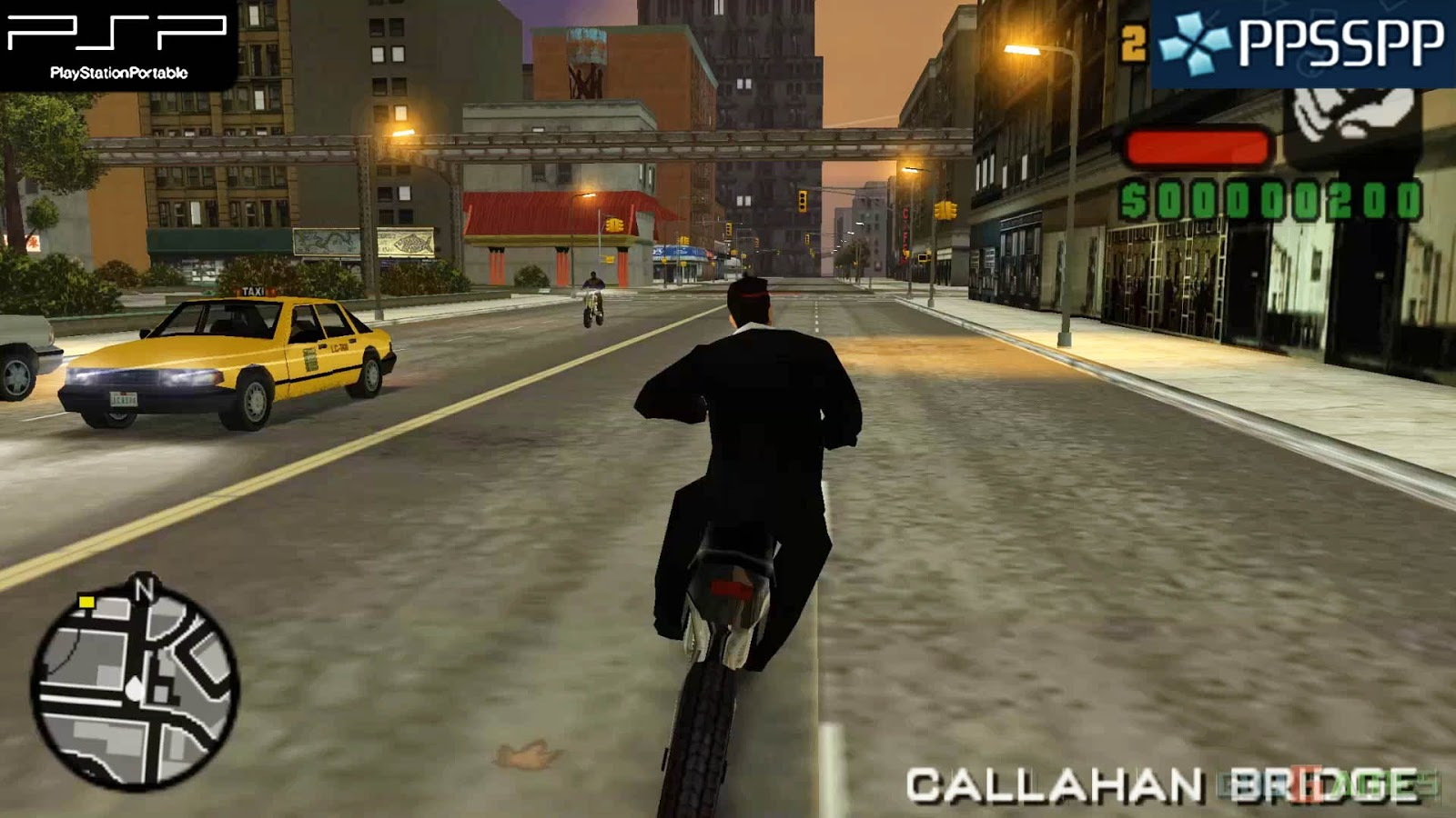 GTA Liberty City Stories PSP ISO File download free