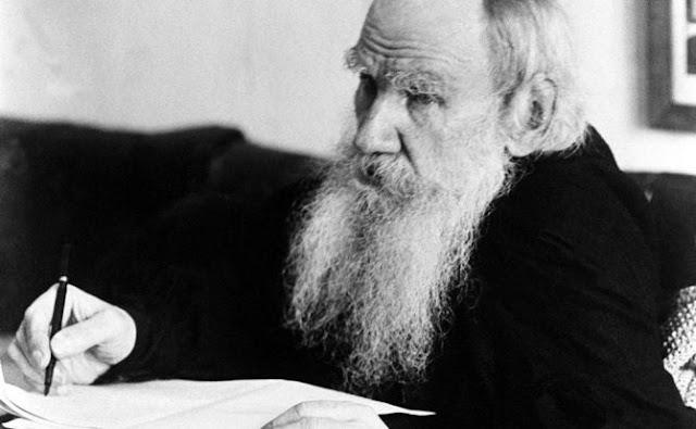 10 datos curiosos de León Tolstói