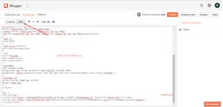 cara membuat sitemap terbaru untuk blog