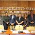 AUTORIDADES CECAN COMPARECEN EN EL CONGRESO DEL ESTADO
