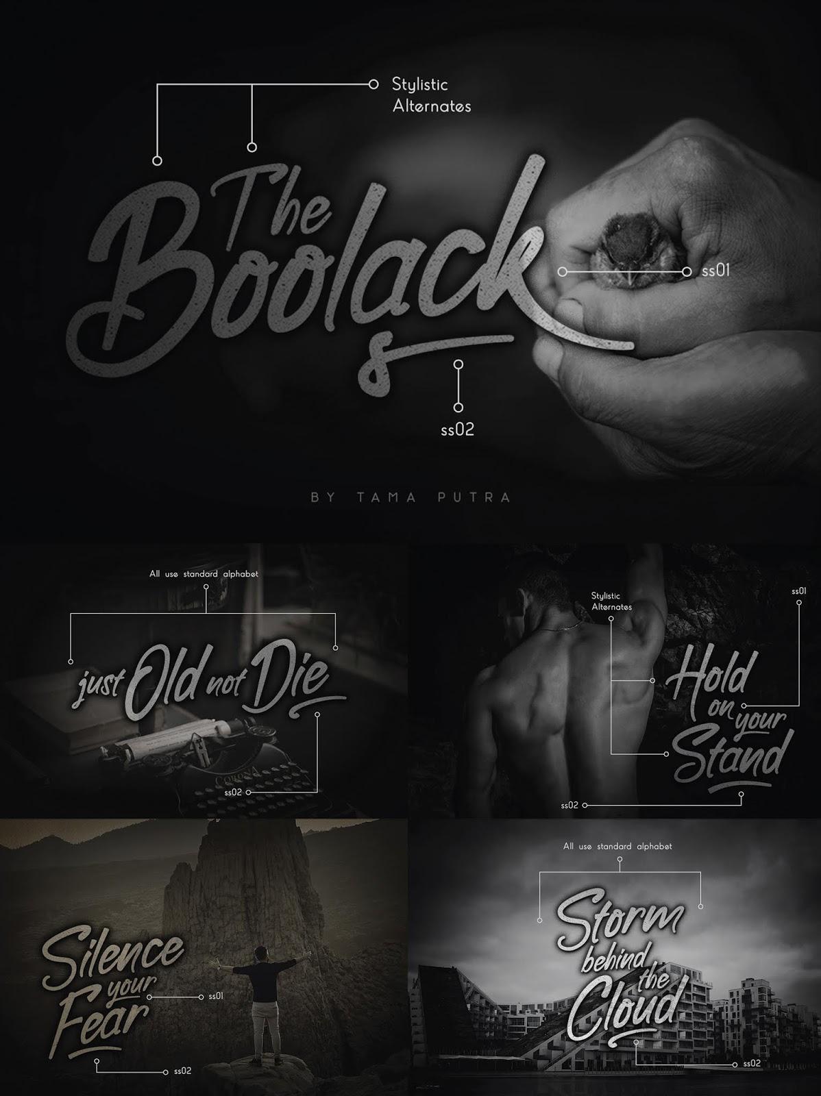 font, typeface, boolack, elegant, script, signature
