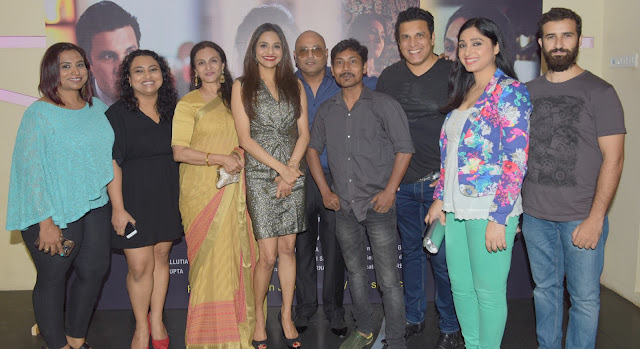 8. Cast and Crew of the Film SAB THIK HAI