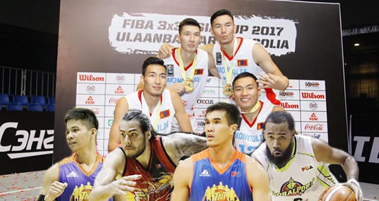 SEE: Gilas Pilipinas vs Mongolia Rosters & Rankings FIBA 3x3 2018 World Cup Philippines