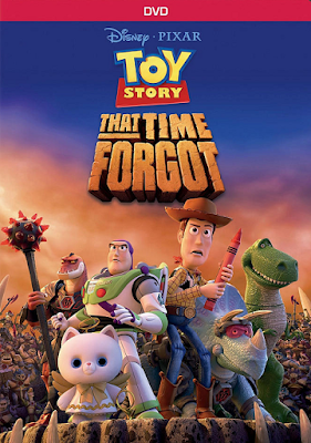 Toy Story that Time Forgot [Latino]