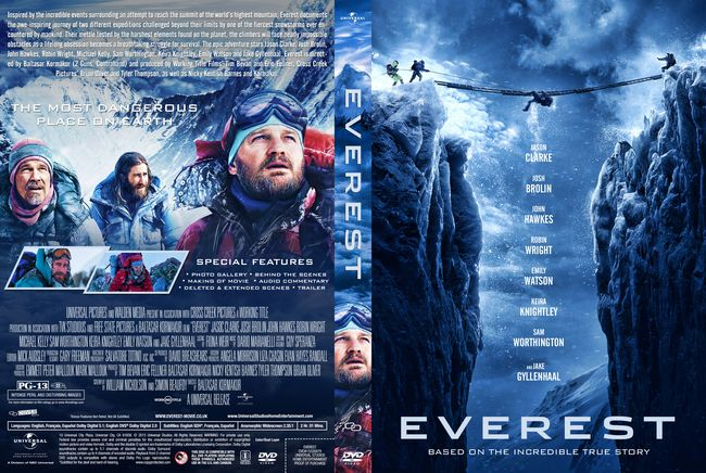 Everest – Castellano – Inglés – DVD9