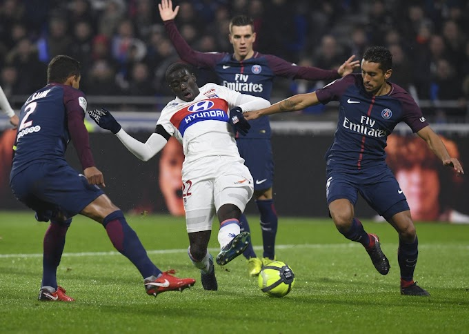 Lyon End PSG Unbeaten Run