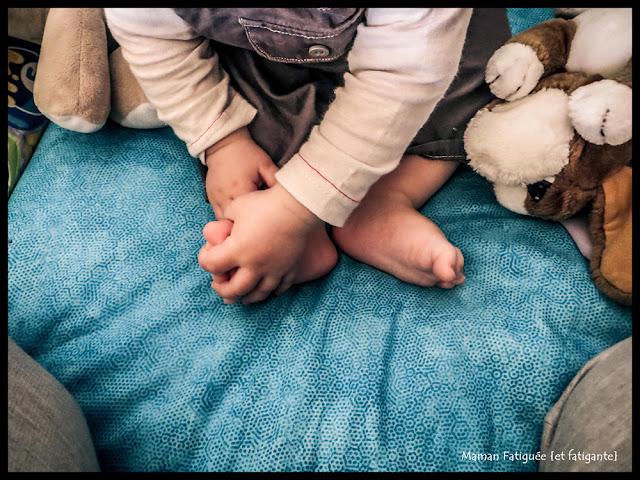 pieds tout nus
