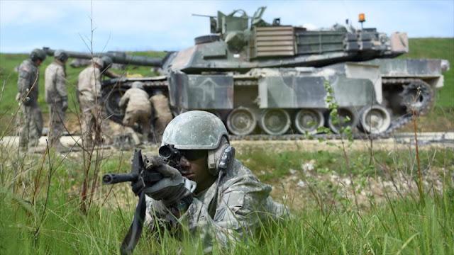 """Rusia denuncia el """"carácter agresivo"""" de la OTAN"""