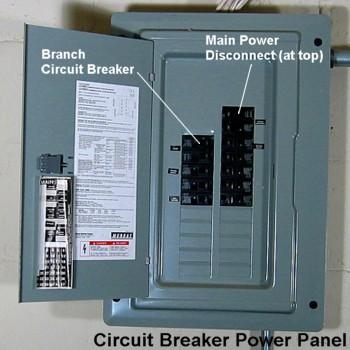 Mechanical Engineering Circuit Breakers
