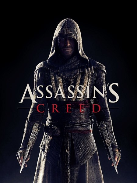 Poster Assassin's Creed 2016 English 500MB HD Movie Download