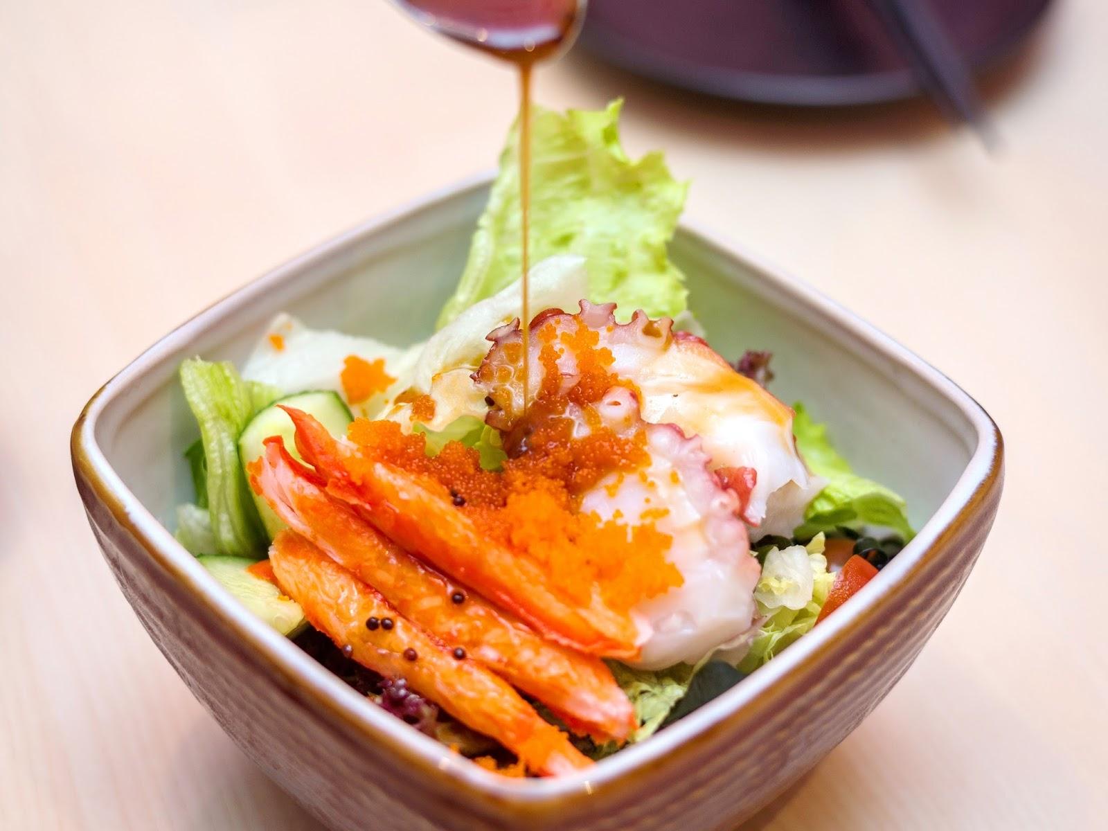 pinkypiggu azuma sushi japanese restaurant tanjong. Black Bedroom Furniture Sets. Home Design Ideas
