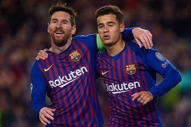 Philippe Coutinho could QUIT Barcelona for Man Utd because of Lionel Messi