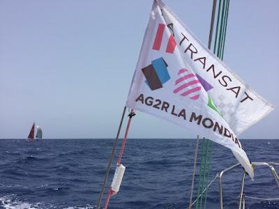 Finish sur la Transat AG2R !