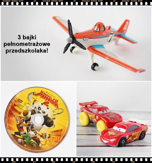 auta, samoloty, kung fu panda