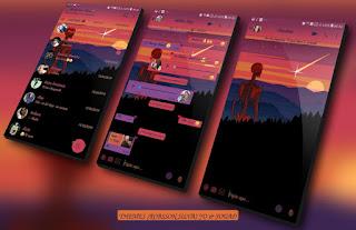 Skull Cores Theme For YOWhatsApp & Fouad WhatsApp By R̳o̳b̳s̳s̳o̳n̳ S̳i̳l̳v̳a̳