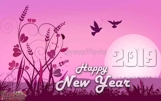 2019 HD Love New Year Wallpapers