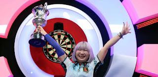 DARDOS - Mundial femenino 2019: Mikuru Suzuki detiene la racha ganadora de las inglesas y se convierte en la tercera no europea campeona del mundo