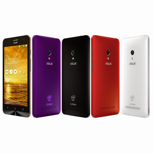 Gallery (Photo Collection) ASUS Zenfone 5