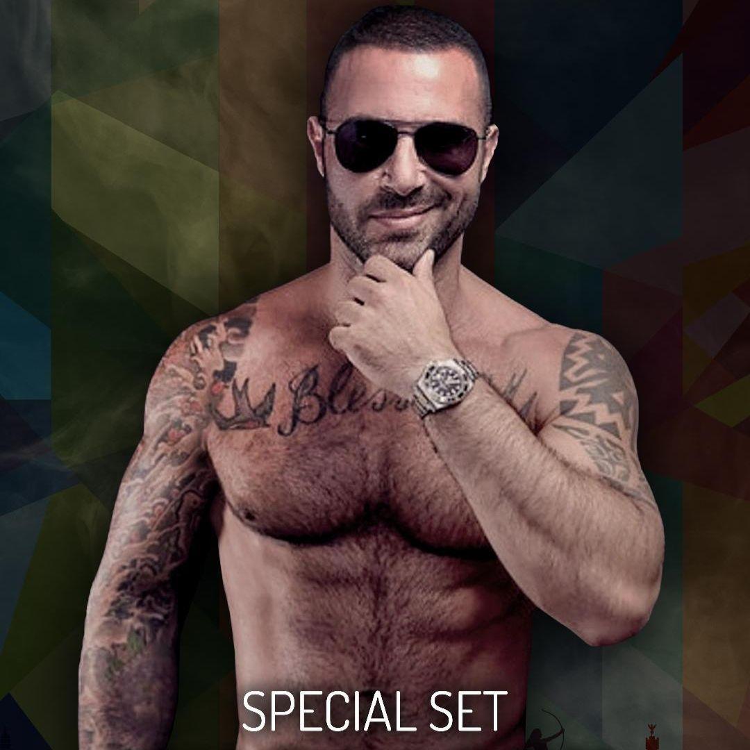 DJ Aron Abikzer - Latin America Pride (Mexico City)